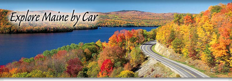 Explore Maine by Car