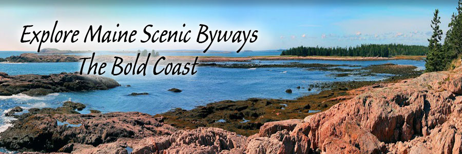 The Bold Coast Scenic Byway - Jonesport by Gerald Azenaro
