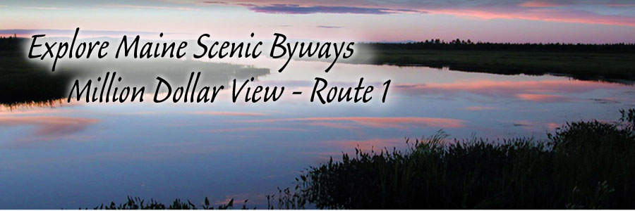 Million Dollar View - Route 1 Scenic Byway - Grand Lake