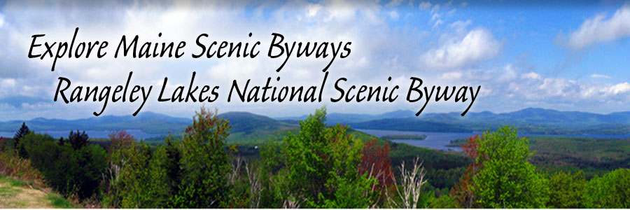 Rangeley Lakes National Scenic Byway - Height of Land by binkley27