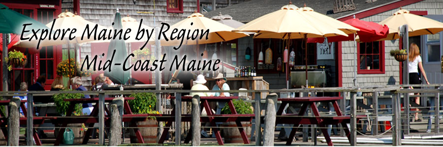 Explore Maine by Region - Mid-Coast