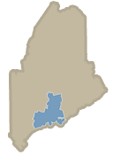 mid-coast region